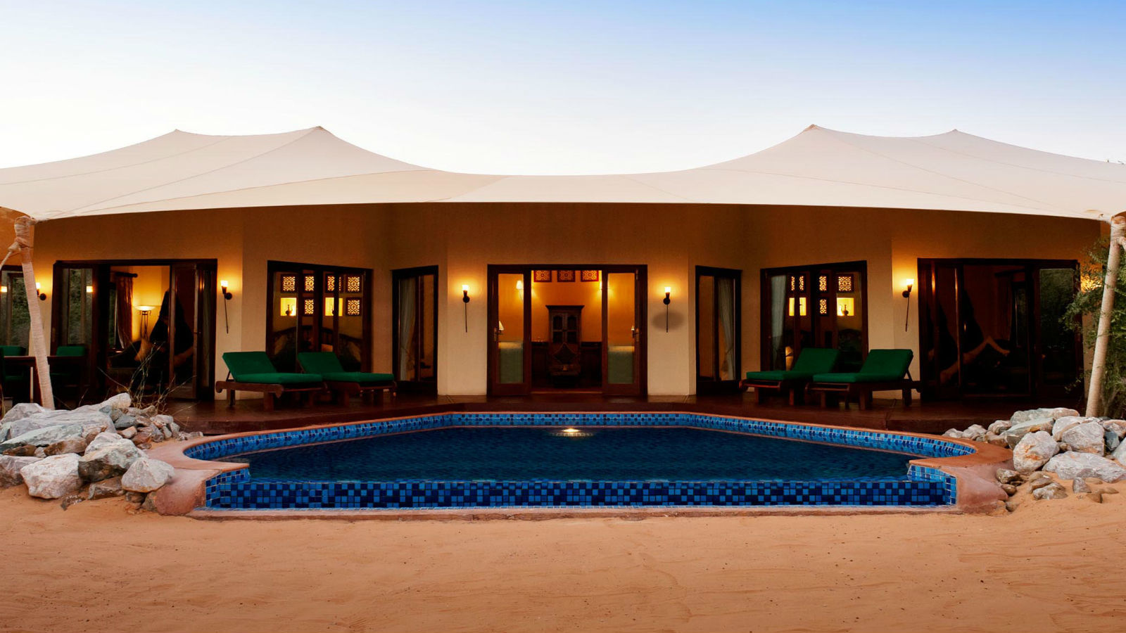 Al-Maha Desert Resort and Spa, Dubai